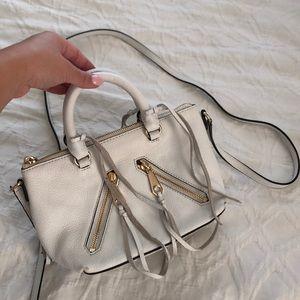 White Rebecca Minkoff Crossbody Bag